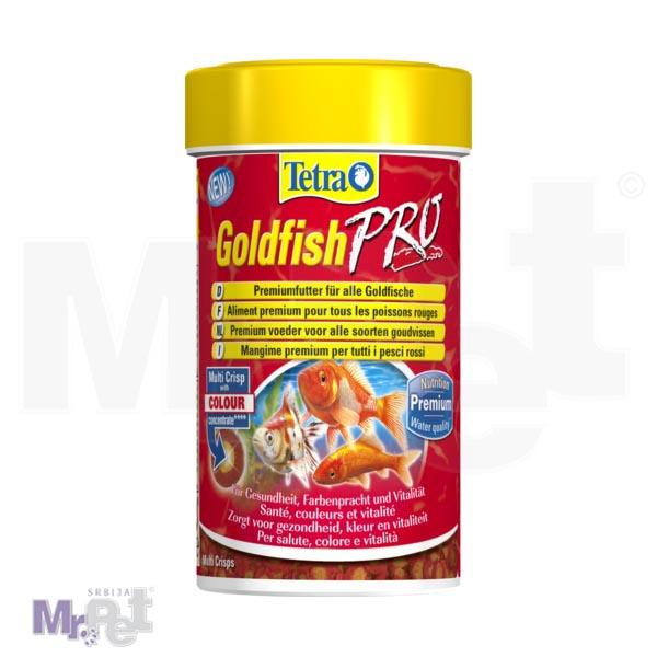 TETRA hrana za zlatne ribice Goldfish Pro, 100 ml