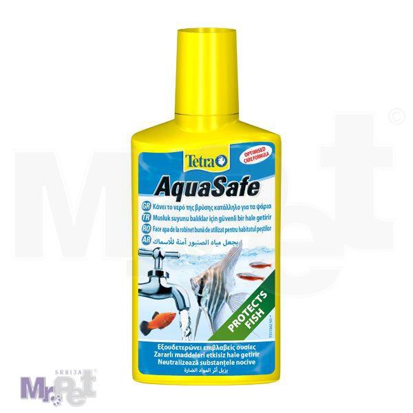 TETRA Aqua Safe preparat za stabilizaciju akvarijumske vode