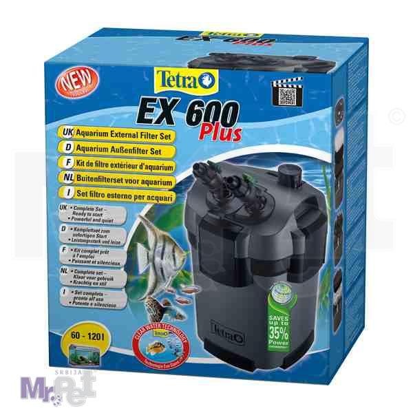TETRA Tec EX PLUS vanjski filter za akvarijum