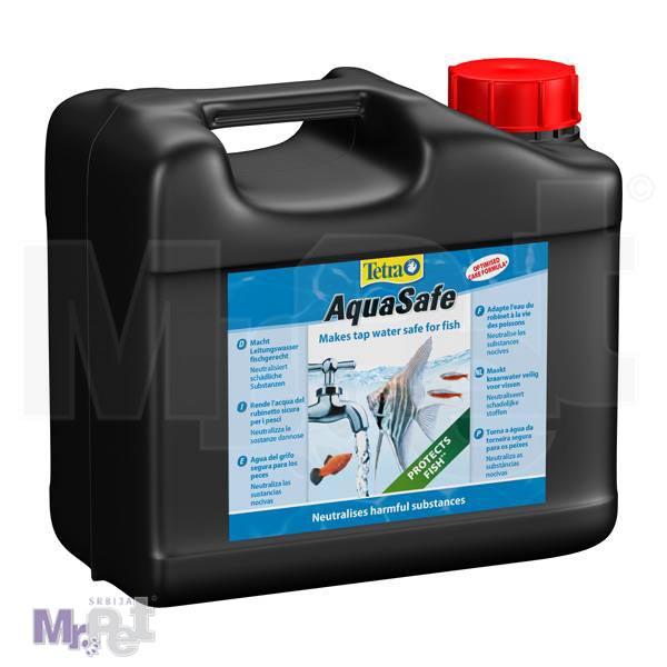 TETRA Aqua Safe 5 l za eliminaciju hlora u vodi
