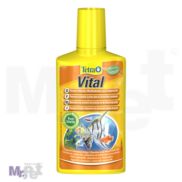 TETRA vitaminski dodatak za ribice Vital 100 ml