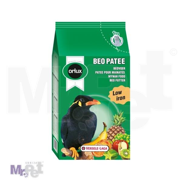 ORLUX hrana za Indijskog gavrana i ostale velike ptice Beo Patee