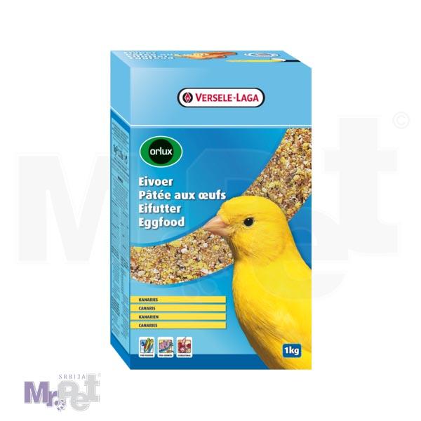 ORLUX hrana za kanarinca Eggfood Dry Canaries