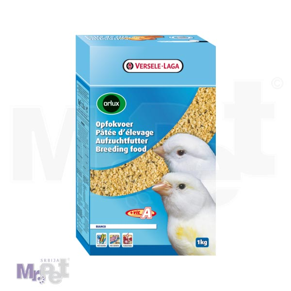 ORLUX hrana za belog kanarinca Eggfood Dry - Breeding Food Bianco