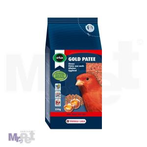 ORLUX hrana za crvenog kanarinca Gold Patee Red