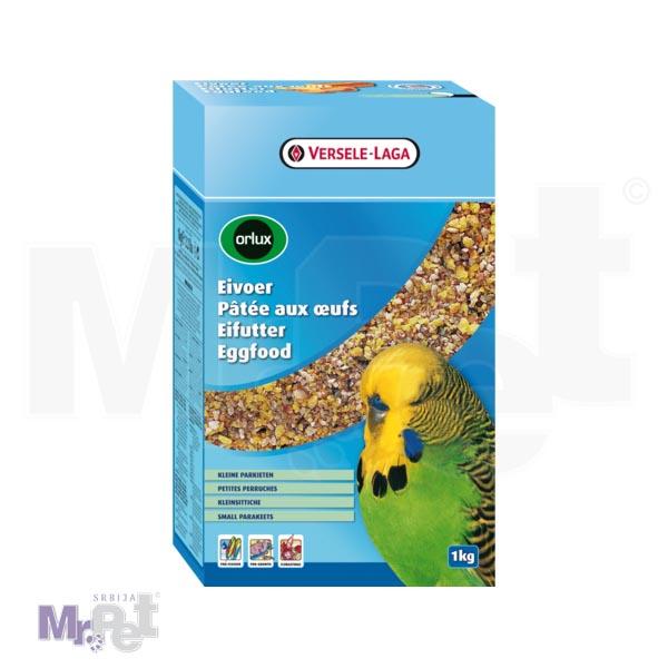 ORLUX hrana za tigrice Eggfood dry budgies