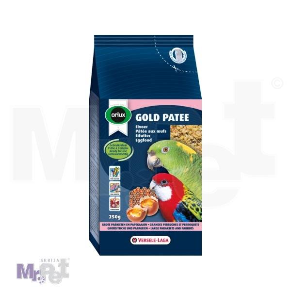 ORLUX hrana za velike papagaje Gold Patee Large Parakeets i Parrots