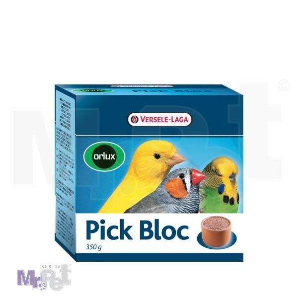 ORLUX kamen za kljucanje Pick Bloc, za male ptice