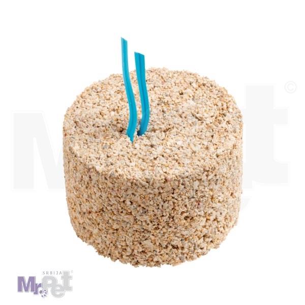 ORLUX vitaminsko mineralni dodatak Mineral Bloc Mini, kanarici, tigrice, trop. i ev. Zebama