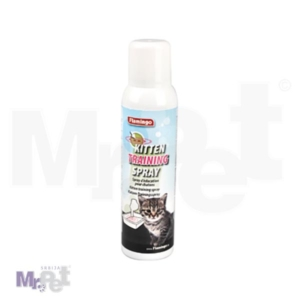 FLAMINGO repelent za mačiće, Kitten training spray 120 ml