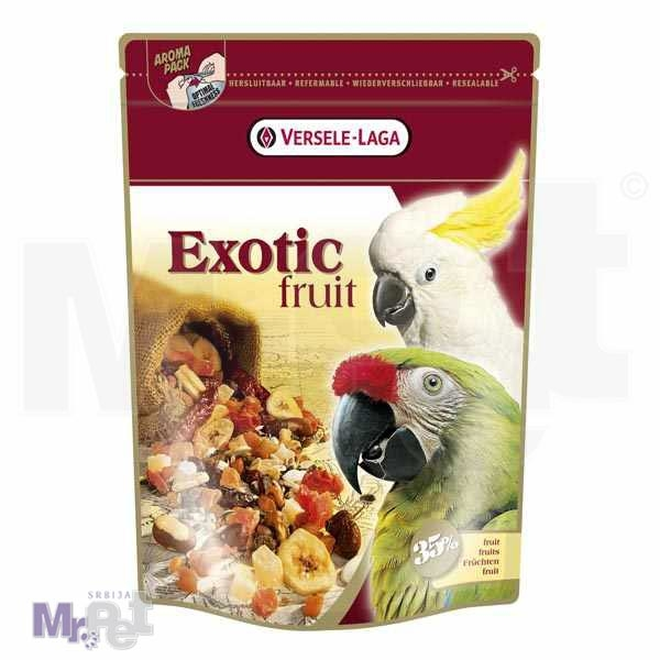 PRESTIGE Premium Parrots Exotic Fruit Mix hrana za velike papagaje