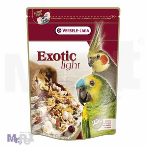 PRESTIGE Premium Parrots Exotic Light Mix hrana za velike papagaje