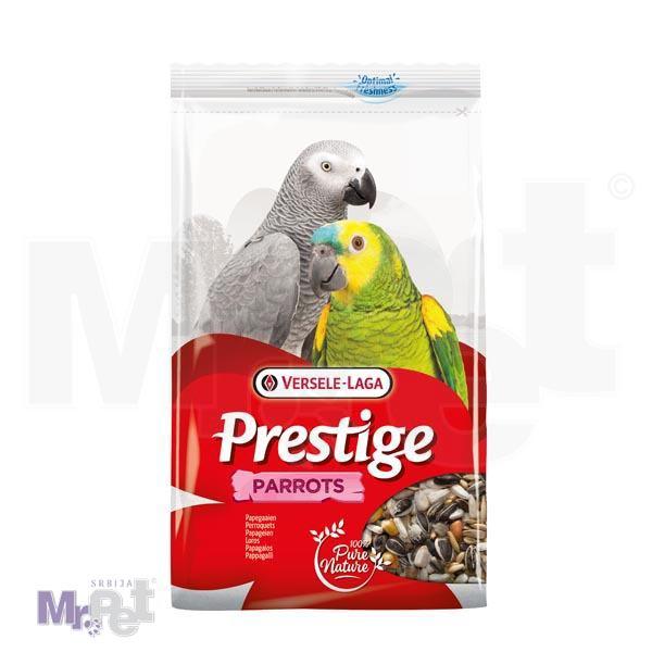 PRESTIGE Parrots hrana za velike papagaje