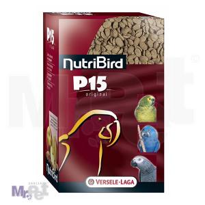 NUTRIBird za velike papagaje P15 Original