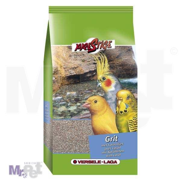 PRESTIGE vitaminsko mineralni dodatak za ptice Grit with Coral