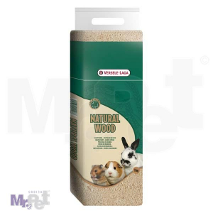VERSELE-LAGA prostirka za glodare Natural Wood - Woodchips - presspack