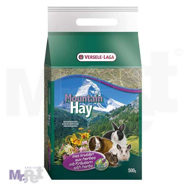 VERSELE-LAGA prostirka za glodare Mountain Hay - Herbs