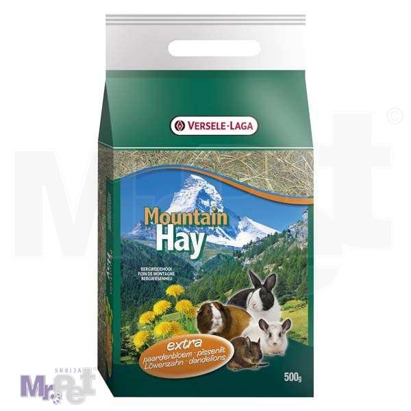VERSELE-LAGA prostirka za glodare Mountain Hay - Dandelion
