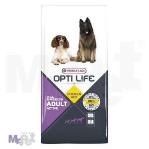 OPTI LIFE hrana za pse Adult Active All Breeds