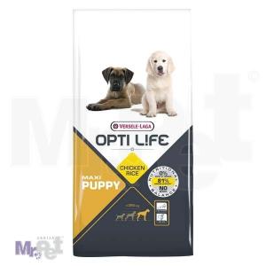 OPTI LIFE hrana za štence Puppy Maxi
