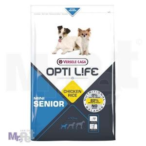 OPTI LIFE hrana za pse Senior Mini