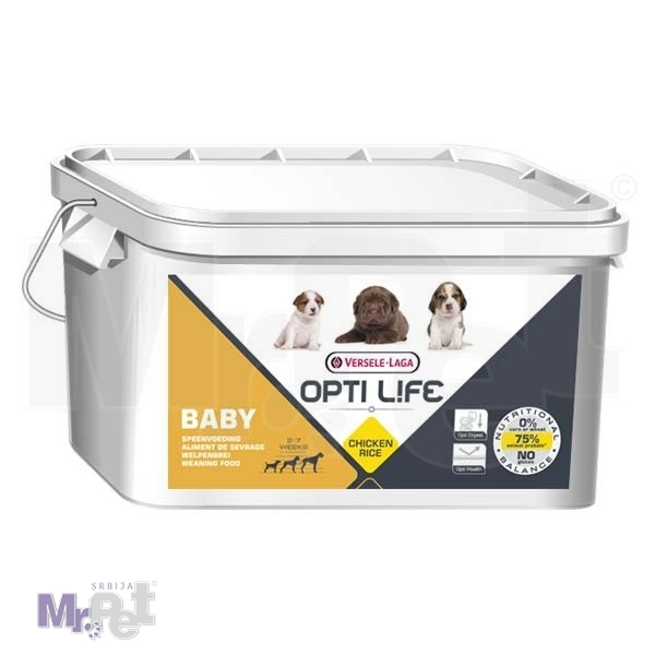 OPTI LIFE mleko za štence Baby