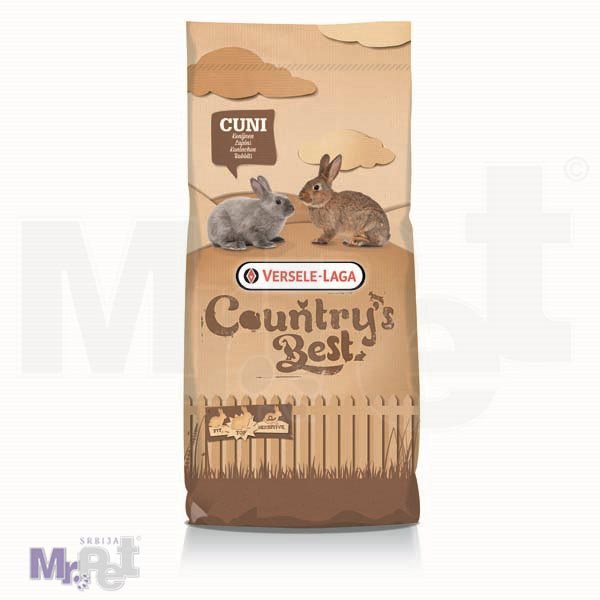 Country's Best hrana za zeca CUNI FIT Muesli