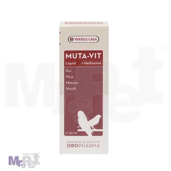 OROPHARMA dodatak ishrani za ptice Muta-Vit liquid 30 ml
