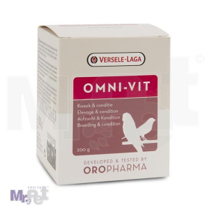 OROPHARMA multi vitamin za ptice OMNI-VIT 200 g