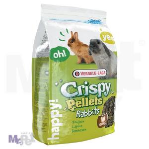 CRISPY hrana za zeca Pellets - Rabbits, 2 kg