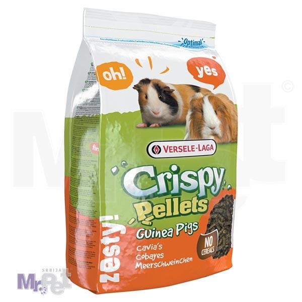 CRISPY hrana za morsko prase Pellets - Guinea Pigs, 2 kg