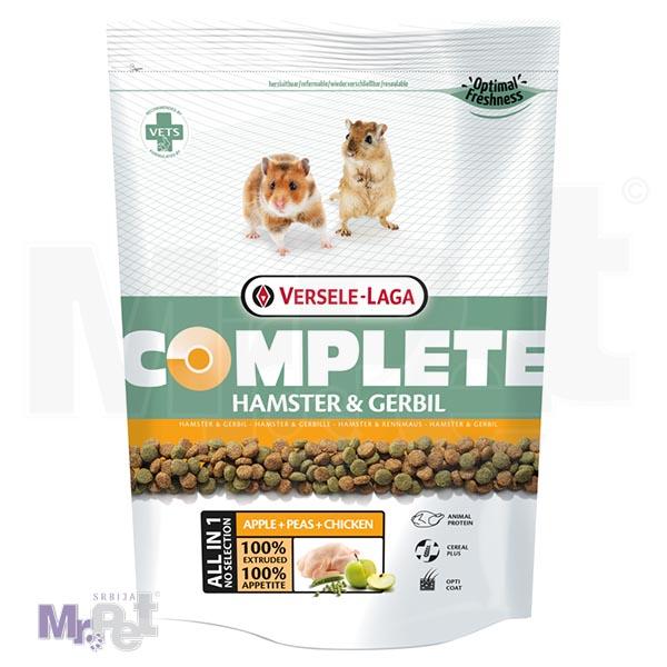COMPLETE hrana za hrčka Hamster i Gerbil, 500 g