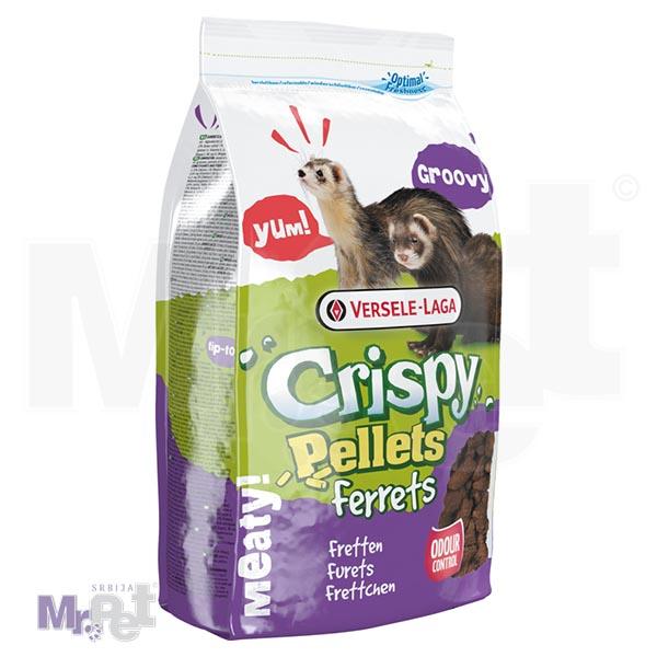 CRISPY hrana za tvora Pellets - Ferrets