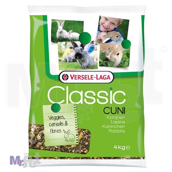 CLASSIC hrana za zeca Cuni