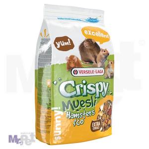CRISPY hrana za hrčka Muesli - Hamsters i Co