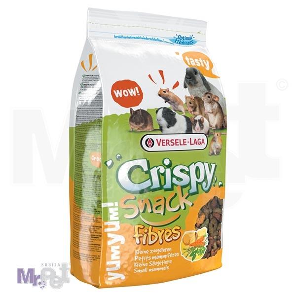 CRISPY hrana za male životinje Snack Fibres