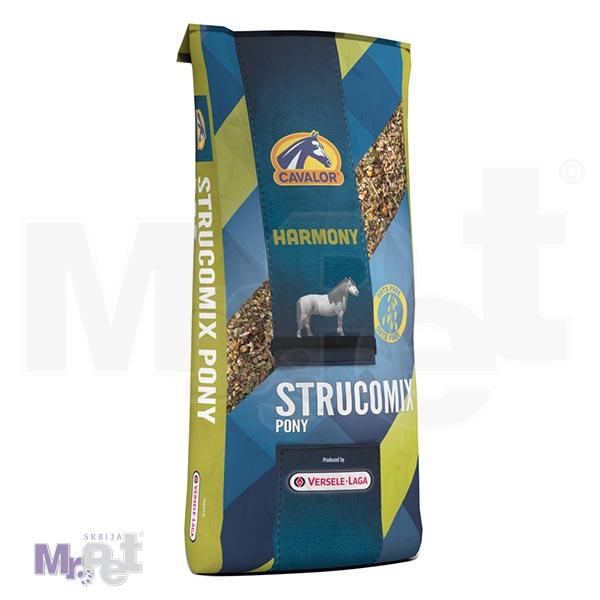 CAVALOR hrana za konje STRUCOMIX PONY
