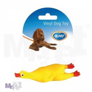 DUVO Vinil igračka za pse patka