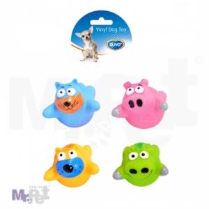 DUVO Vinil igračke za pse plivajuće životinjice