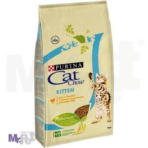 CAT CHOW hrana za mačiće KITTEN