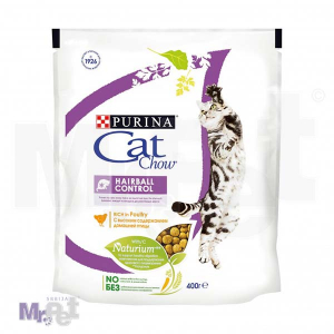 CAT CHOW hrana za mačke Hairball Control