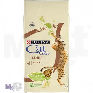 CAT CHOW hrana za mačke Adult pačetina (NOVO)
