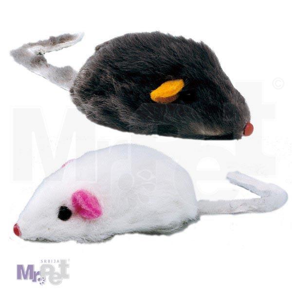 FERPLAST igračka za mačke miš 2 kom