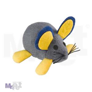 FERPLAST igračka za mačke Cloth mouse w/spring
