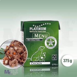 PLATINUM hrana za pse Menu piletina