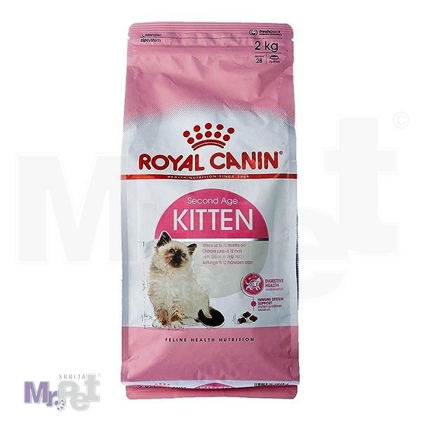ROYAL Canin hrana za mačke KITTEN 36