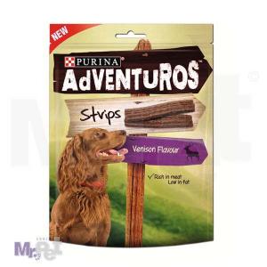 ADVENTUROS poslastice za pse TRAKICE