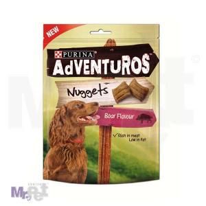 ADVENTUROS poslastice za pse MEDALJONI