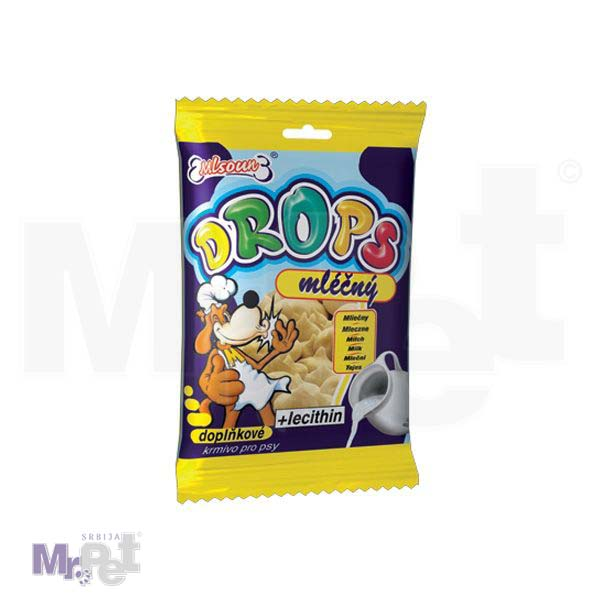 DAFIKO poslastice za pse 75 g Drops dog