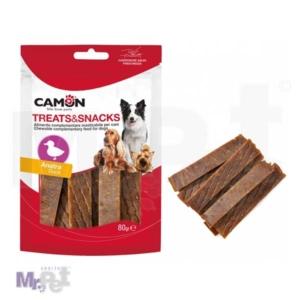 CAMON poslastica za pse štapići sa pačetinom 80 g